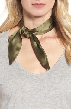 Donni Charm Women's Silk Neckerchief