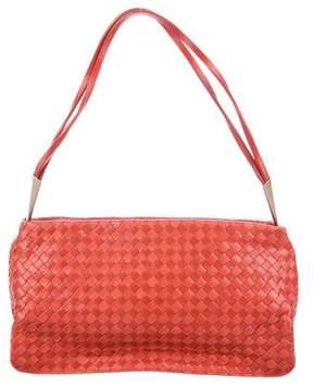 Bottega Veneta Vintage Intrecciato Shoulder Bag