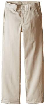 Nautica Regular Fit Flat Front Pants Boy's Casual Pants