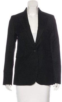 CNC Costume National Wool Textured Blazer