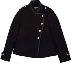 Scotch R'Belle Wool-Blend Melton Structured Peacoat