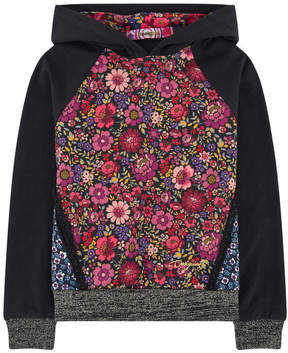 Desigual Printed hoodie