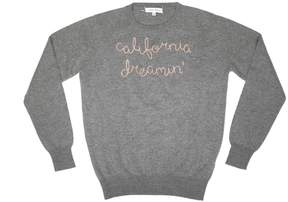 Cynthia Rowley California Dreaming Cashmere Sweater