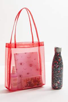 Urban Outfitters Mesh Mini Tote Bag