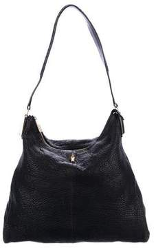 Elizabeth and James Grained Leather Hobo