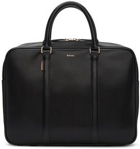 Paul Smith Black New City Slim Business Folio Briefcase