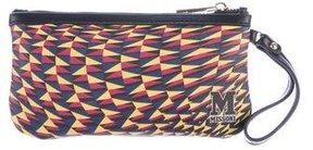M Missoni Printed Cosmetic Bag