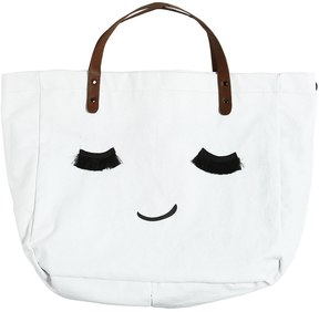 Molo Face Cotton Canvas Bag