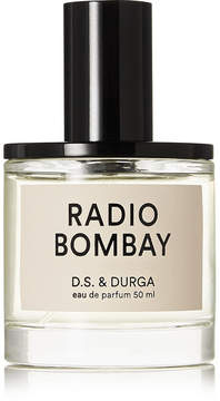D.S. & Durga - Radio Bombay Eau De Parfum - Radiant Wood, Copper & Cedar, 50ml