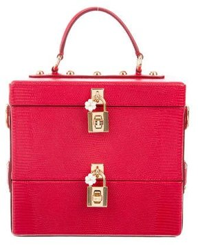 DOLCE-&-GABBANA - HANDBAGS - BEAUTY-TOOLS-BAGS-CASES