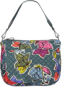 Vera Bradley Carson Small Hobo Bag - AUTUMN LEAVES - STYLE