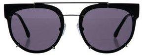 Vera Wang Neale Reflective Sunglasses