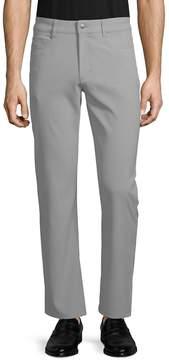 Callaway Men's Textured Fives-Pocket Style Pants