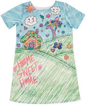 Halabaloo Home Sweet Home Dress