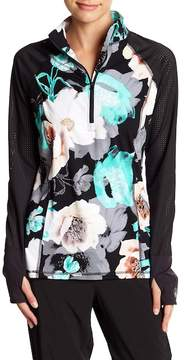 Body Glove Bloom Bora 3/4 Zip Pullover