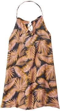 Maaji Kids Orange Quartz Short Dress Cover-Up Girl's Swimwear