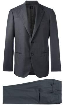 Caruso fitted dinner suit