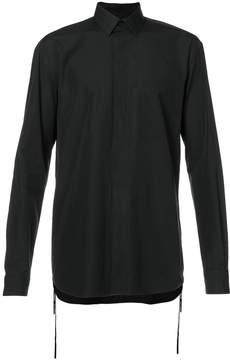 Craig Green concealed fastening shirt