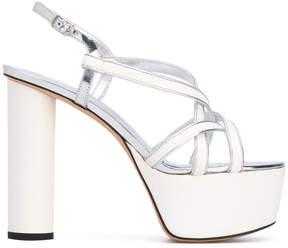 Jean-Michel Cazabat platform sandals