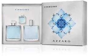Azzaro Chrome Iconic Holiday Set - 150.00 value