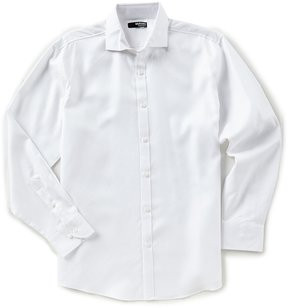 Murano Liquid Luxury Long Sleeve Spread Collar Shirt