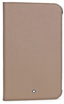 Montblanc Meisterstuck Selection Beige Leather Case for Samsung Galaxy Tab 3 111506