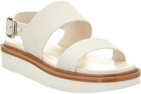 Tod's Leather Platform Sandal