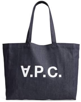 A.P.C. Daniela Denim Shopper