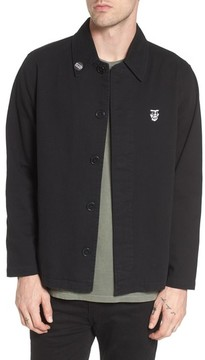 Obey Men's Last Days Jacket