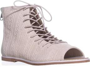 Kelsi Dagger Brooklyn Hendrix Gladiator Sandals, Sea Salt.