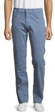 Joe's Jeans Five-Pocket Cotton-Blend Pants