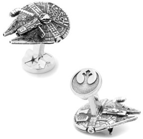 Cufflinks Inc. Men's Cufflinks, Inc. Star Wars Millennium Falcon Cuff Links
