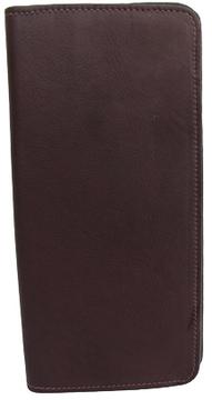 Piel Leather Passport/Ticket Holder 8996