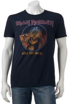 DAY Birger et Mikkelsen Kohl's Men's Iron Maiden World Tour Tee