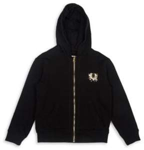 True Religion Toddler's, Little Boy's & Boy's Shattered Cotton Hoodie