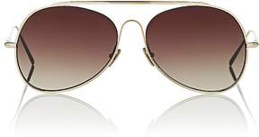 Acne Studios WOMEN'S SPITFIRE LARGE SUNGLASSES