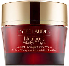 Estée Lauder Nutritious Vitality8 Radiant Night Overnight Creme / Mask, 1.7 oz.