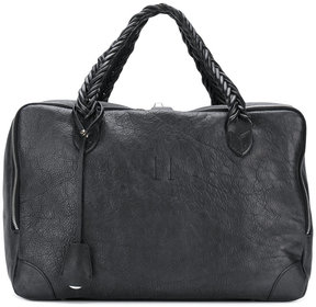 Golden Goose Deluxe Brand Equipage luggage tote
