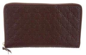 Comme des Garçons Leather Travel Wallet