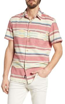 Faherty Coast Ikat Sport Shirt