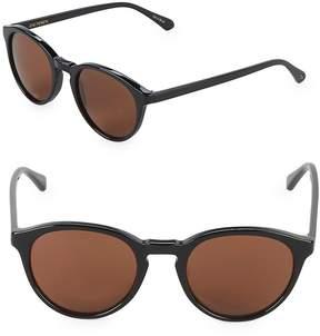 Zac Posen Women's Kylian 49MM Round Sunglasses