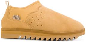 Suicoke sheepskin lined shoes