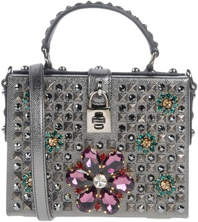 Dolce & Gabbana Handbags - STEEL GREY - STYLE