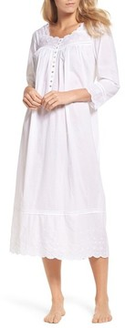 Eileen West Women's Eyelet Nightgown