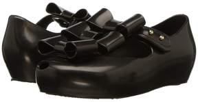 Mini Melissa Mini Ultragirl Triple Bow Girl's Shoes