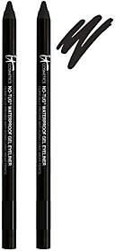 It Cosmetics No-Tug Waterproof Gel Eyeliner Duo Auto-Delivery