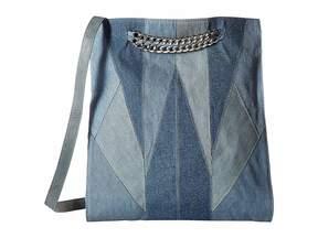 Sam Edelman Jethro Patchwork Crossbody Cross Body Handbags