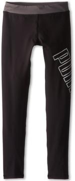 Puma Kids - Tech Leggings Girl's Casual Pants