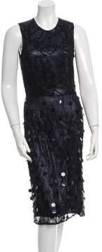 Rodarte Beaded Evening Dress