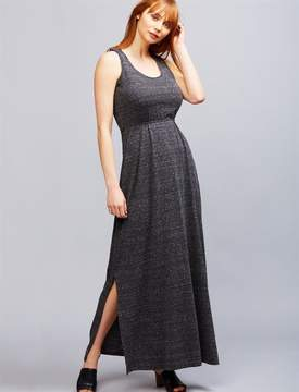 A Pea in the Pod Seraphine Pull Down Tiered Nursing Dress